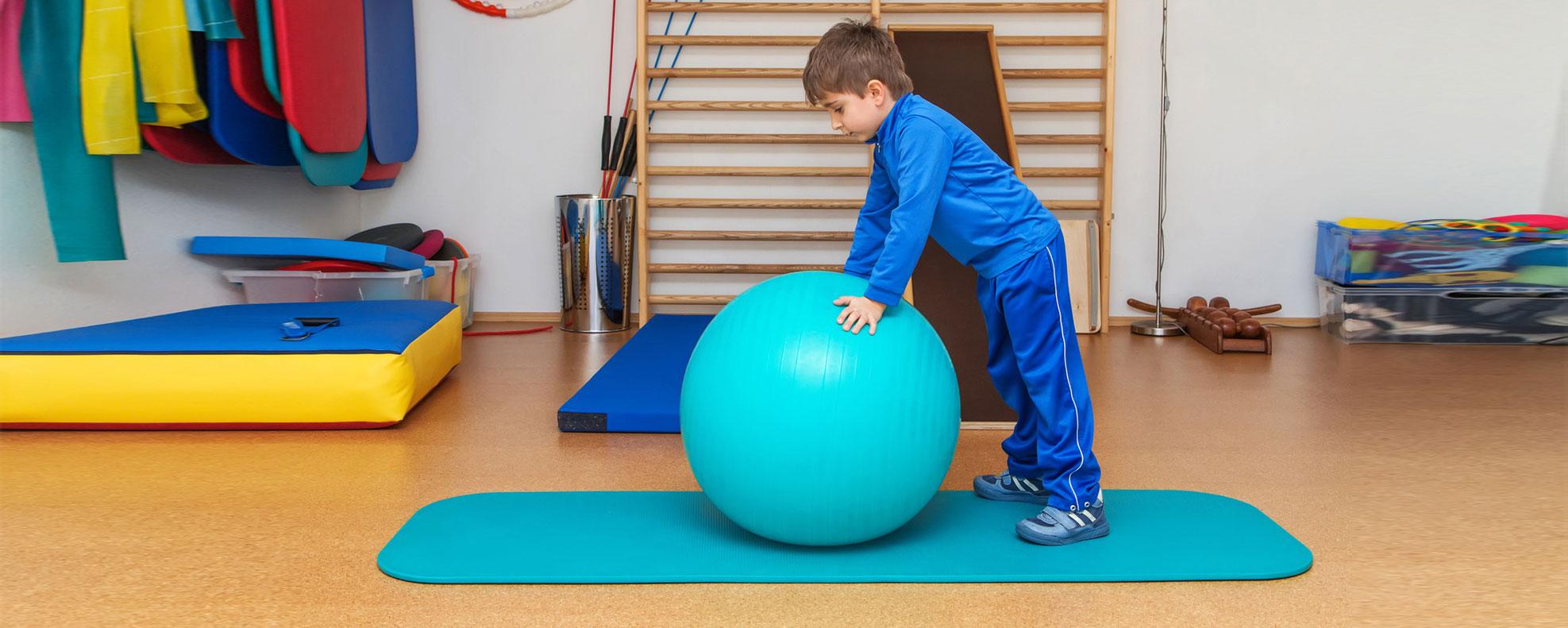 fysiotherapiebalkinderen